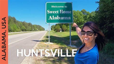 huntsville alabama travel vlog  youtube