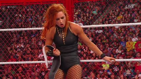 highlights  becky lynch  sasha banks  hell