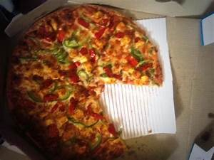 Peppy Paneer - Picture of Domino's Pizza, Hyderabad ...