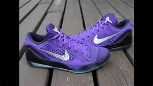 Nike Kobe 9 Elite Low Moonwalker - Detailed Review - YouTube  Nike