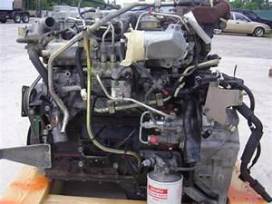 Isuzu Npr Nqr Deisel Engine 4hk1tc 2004