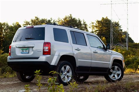 jeep patriot autoblog