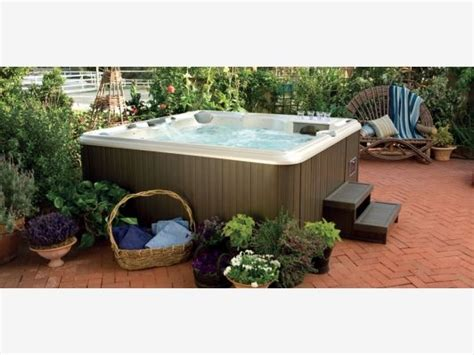 above ground tub home and garden design idea s spa