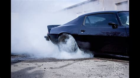 Best Of American Bad Ass Muscle Car Burnouts ( Pure Sound