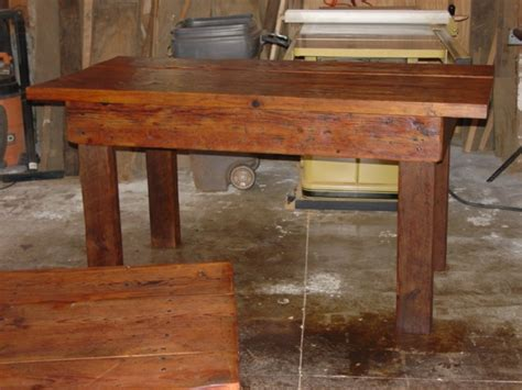 rustic kitchen island table domesticated i love furniture
