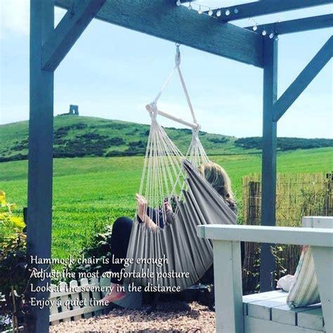 Dārza Šūpuļtīkls Šūpuļkrēsls ar Koka Rāmi 100x100cm ...