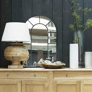 Specchio, In, Metallo, Effetto, Ruggine, 60x90, Cm, Cheverny