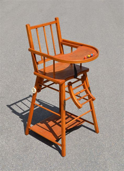 chaise en bois bebe mzaol