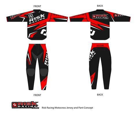 design jersey motocross bold masculine t shirt design for james burry by dinasty
