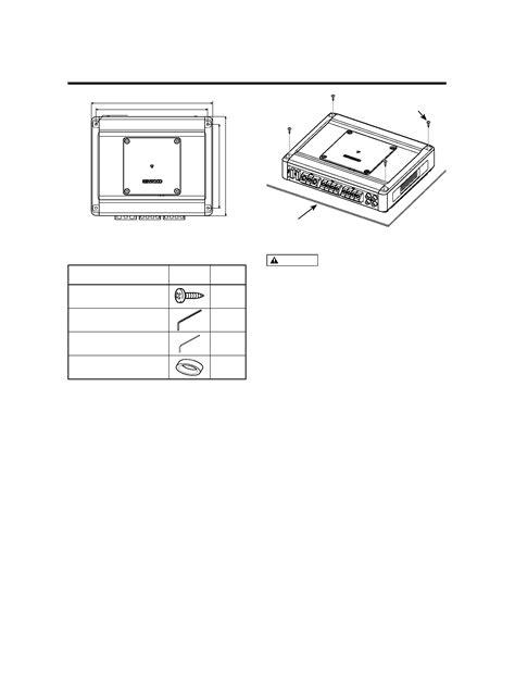 kenwood kac xd owners manual