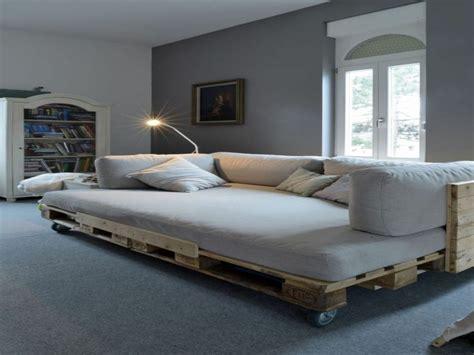 tete de lit en palette a vendre
