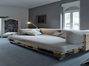 Lit En Palette A Vendre : tete de lit en palette a vendre ~ Teatrodelosmanantiales.com Idées de Décoration