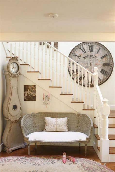 Treppe Shabby Chic by 17 Shabby Chic Staircase Design Ideas