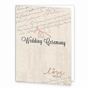 love story wedding mass booklet cover loving invitations With wedding invitations and mass booklets