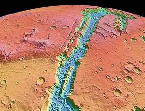 Scientists Find Clues Of Plate Tectonics On Mars