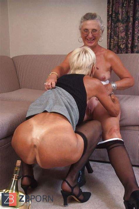 Mature Lesbians Ida Zb Porn