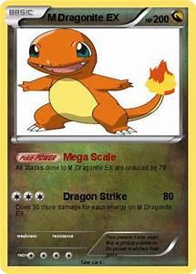 Pokémon M Dragonite EX 1 1 - Mega Scale - My Pokemon Card