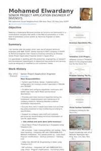 pre sales engineer resume resume pre sales engineer