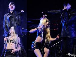 Things That Can't Be Unseen: Marilyn Manson & Taylor ...