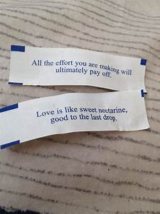 Fortune cookie ... Ridiculous Fortune Cookie Quotes