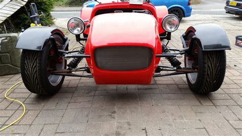Mk Indy Kit Car (seven Type