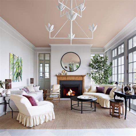 40 Best Color Overhead Painted Ceilings Images On