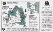 Angel Island State Park Map - Angel Island State Park CA ...