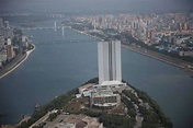 World's first 360 aerial video of Pyongyang, North Korea ...