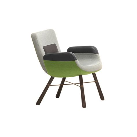 fauteuil east river vitra trentotto mobilier design