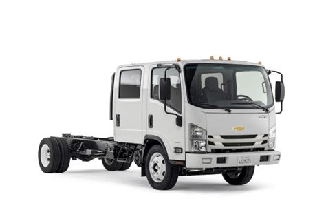 chevy jumps    cab  commercial chassis