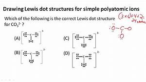 Lewis Dot Diagram For Ionic Compound