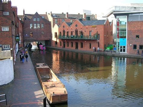 Birmingham & Wolverhampton Canal   Routes & Launches ...
