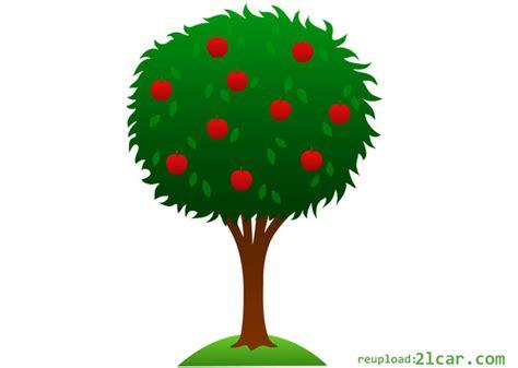 wanted gambar animasi pohon