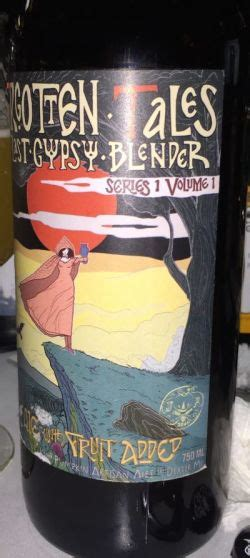 Jolly Pumpkin Artisan Ales Distribution by Jolly Pumpkin Forgotten Tales Of The Last Gypsy Series 1