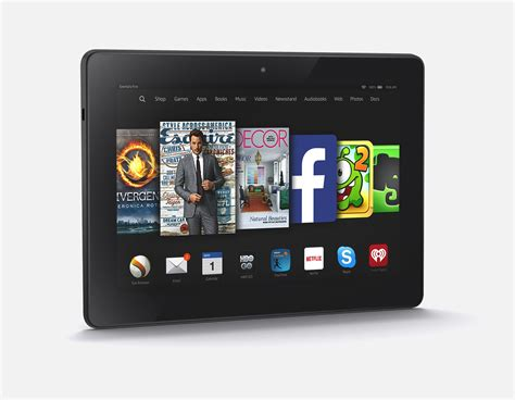 Amazon Announces The New Kindle Fire Hdx 89, Fire Hd 7