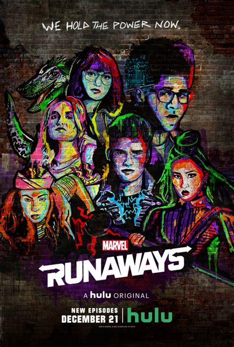 marvels runaways season  trailer deadline
