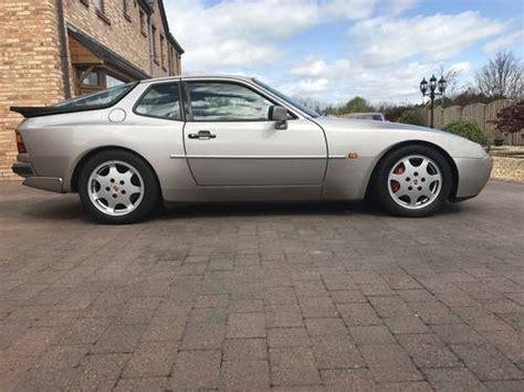 porsche 944 silver for sale porsche 944 turbo s silver rose 1988