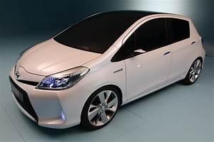 Avis Yaris Hybride : toyota yaris hybride hsd concept en avant premi re de gen ve ~ Gottalentnigeria.com Avis de Voitures