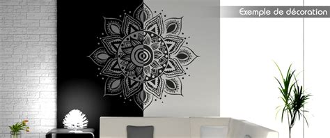 simple sticker mural indien with pochoir mural pas cher