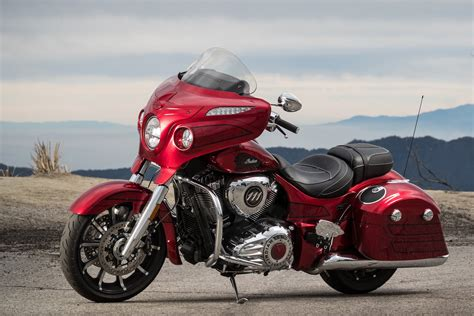 2017 Indian Chieftain Elite And Limited Comparison Review