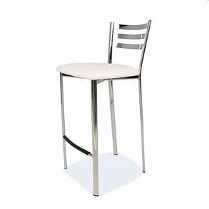 Chaise Haute Plan De Travail : chaise haute pour plan de travail cuisine ~ Edinachiropracticcenter.com Idées de Décoration