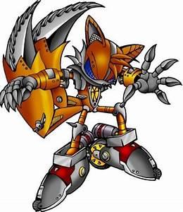 metal tails prower   Metal Tails; Amy, hedgehog, Knuckles ...