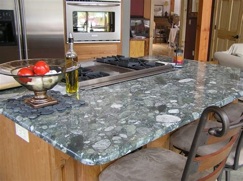 furniture cool kitchen island with quartz vs granite