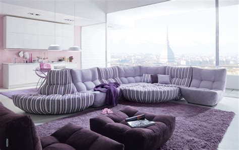 Silhouette Sectional Sofa, Chateau D'ax