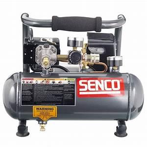 Senco 1-Horsepower Peak, 1/2 hp running 1-Gallon