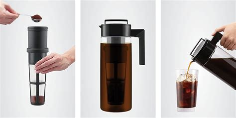 Free shipping on eligible items. Takeya's Deluxe Cold Brew Coffee Maker hits a 2020 low of under $17 - 9to5Toys