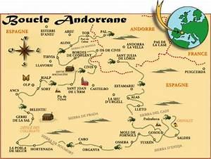 Desert Des Bardenas En 4x4 : road book 3 boucle andorrane road books vibraction ~ Maxctalentgroup.com Avis de Voitures