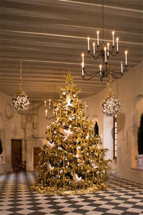 visit  french chateau  christmas  good life france