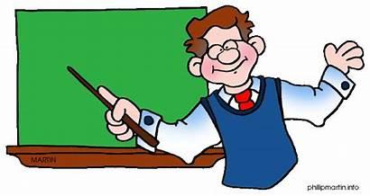 Clipart Teacher History Schoolteacher Clip Science Teach