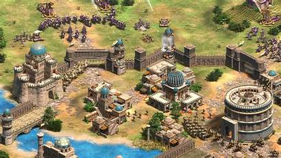 Age Empires Edition Definitive Ii Improvements Update
